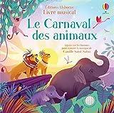 Le carnaval des animaux - Livres musicaux
