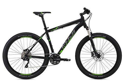 Fahrrad Fuji NEVADA 29 1.1 21 2016 Satin Black