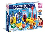 Clementoni Museum The Chemistry Laboratory Science Kit, Multicolor (61284)