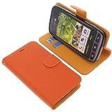 foto-kontor Tasche für Doro Liberto 820 Book Style orange