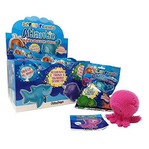 Sbabam SBABAMAMI Softy Friends Atlantic-Verpackung 4 Stück weich 009-19