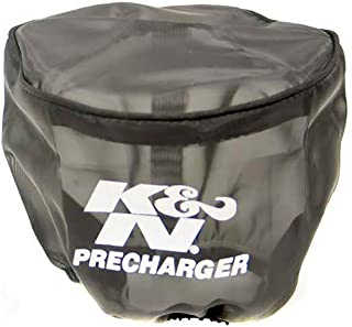 K&N 22-8015PK Black Precharger Filter Wrap - For Your K&N RA-0560 Filter