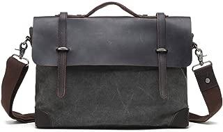 "Mens Bag Casual Business Briefcase Shoulder Messenger Crossbody Satchel Bag Office 9.7"" iPad Tablet Handbag High capacity"