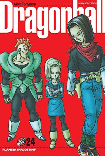 Dragon Ball nº 24/34 (Manga Shonen)