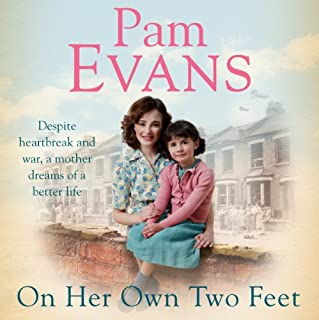 On Her Own Two Feet cover art