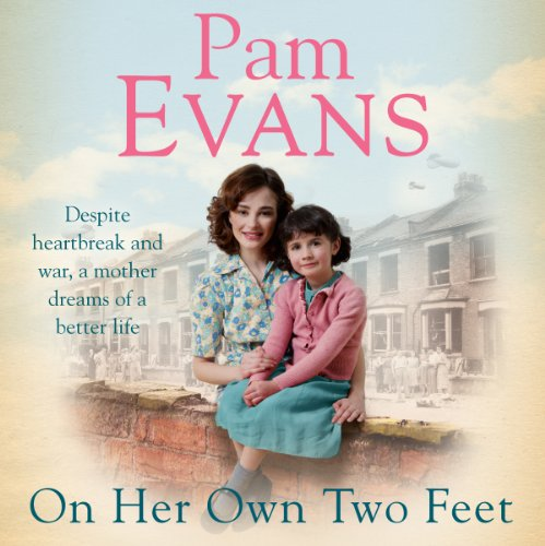 On Her Own Two Feet                   By:                                                                                                                                 Pam Evans                               Narrated by:                                                                                                                                 Penelope Freeman                      Length: 10 hrs and 16 mins     10 ratings     Overall 4.2