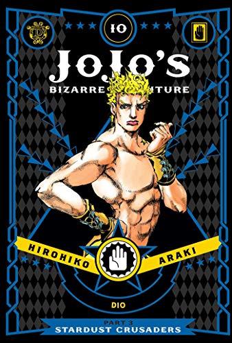 Jojo's Bizarre Adventure: Part 3--Stardust Crusaders, Vol. 10, 10
