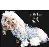 Schwarzer Strickpulli XXL mit Knochen für Hunde – Stark reduziert – Dogs Stars - 5