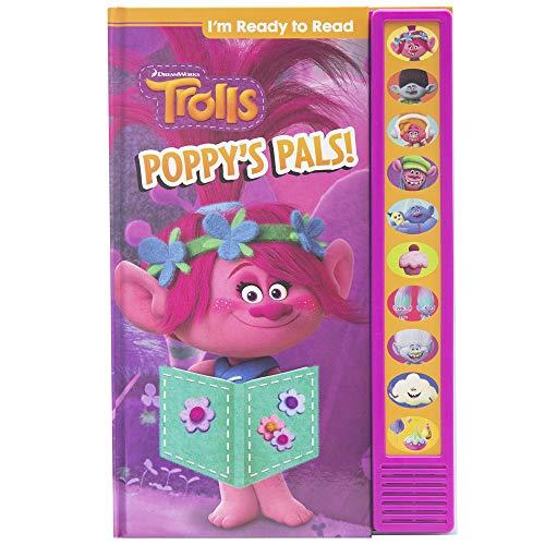 DreamWorks Trolls: I'm Ready to Read: Poppy's Pals