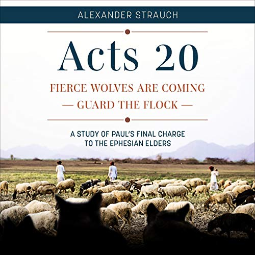 Acts 20 cover art