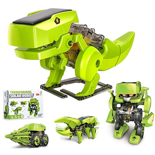 OFUN Dinosaurs Toy Age 8 and up Gift for Boys Girls, STEM Projects for Kids Ages 8-12, Coding Robots...