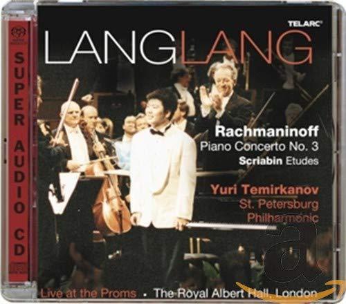 Rachmaninoff: Piano Concerto No. 3, Scriabin Etudes [SACD]