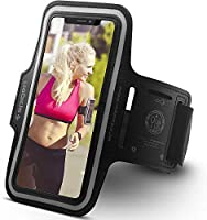 Spigen Phone Armband Compatible for Most Cell Phone & Accessories A700 - Black