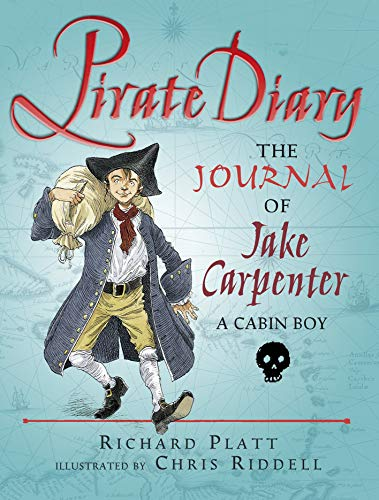 Pirate Diary by Richard Platt and Chris Riddell