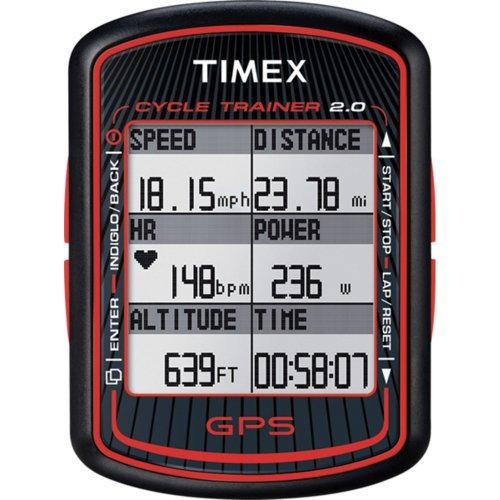 Timex T5K615F5 GPS-fietscomputer