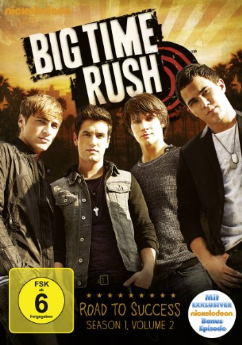 Big Time Rush - Season 1 Volume 2