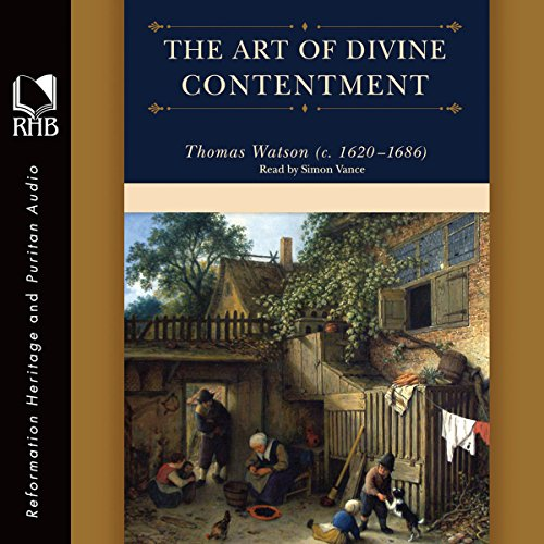 The Art of Divine Contentment audiobook cover art