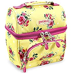 powerful Corey J World New York Lunch Bag English Rose One Size