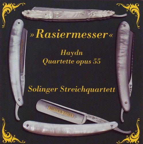 "Haydn Quartette \""Rasiermesser\"""