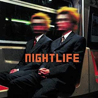 Nightlife by Pet Shop Boys (2014-01-29)