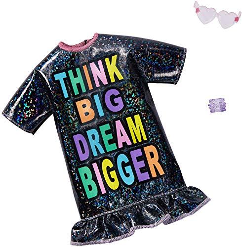 Barbie Set Dream Bigger Mattel GHW87   Trend Mode Puppen-Kleidung
