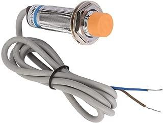 BEM18-08-NK 10-30VDC NPN.NO 90-250VAC 200mA Interruttore di prossimit/à induttivo con sensore di avvicinamento cilindrico serie 8mm BEM18-08 per sistema di controllo automatico 10-30VDC