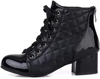 BalaMasa Womens ABS14131 Pu Boots