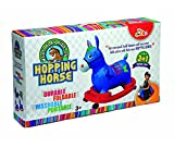 ShopMeFast 3 in 1 Ride On Hopping Horse Toy for Kids with 4