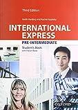 International Express Pre-Intermediate. Student's Book Pack 3rd Edition (Ed.2019) (International Express Third Edition)