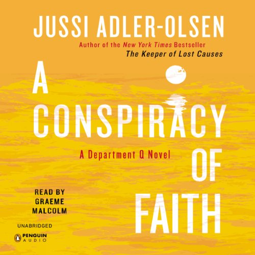 Page de couverture de A Conspiracy of Faith