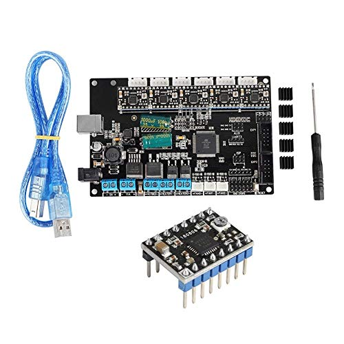 WSC 20203D Printer Accessories Official Accessories Durable Hardware For TriGorilla Integrate PCB Controller Board 3D Printer Mainboard Motherboard 4Layers (Size : No 4988 Mega2560)