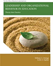 organisational behaviour theory and practice