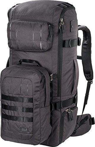 Jack Wolfskin TRT 85 Pack Jerk Sack de Voyage, Hiking Backpacks (sur 45 L) Adulte Unisexe, Phantom, One Size