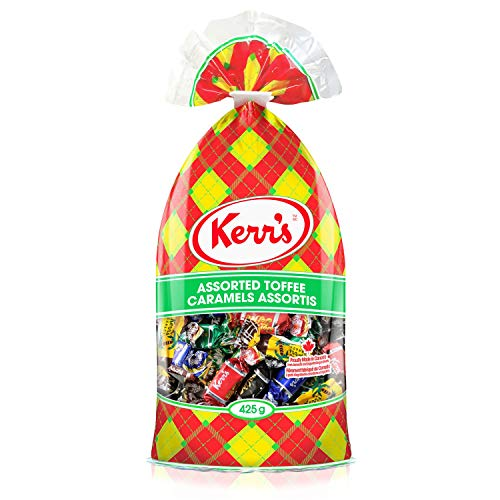 Kerr's Assorted Toffee Candies, 425g, 14.99oz {Imported from Canada}