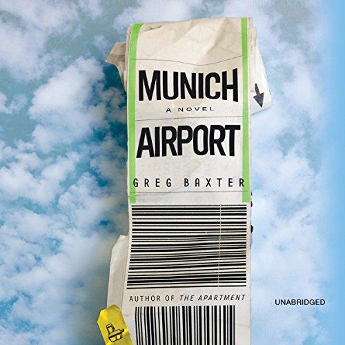 Munich Airport audiobook cover art