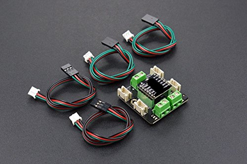 NGW-1pc 2x1.2A DC Motor Driver with Gravity Connector (TB6612FNG)