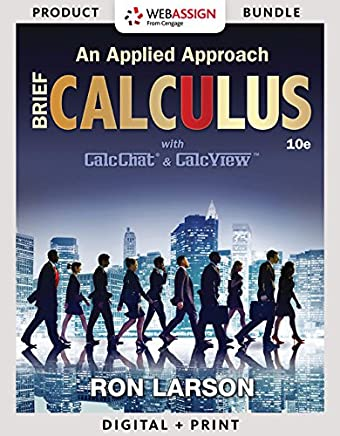 Calculus: An Applied Approach: with CalcChat & CalcView
