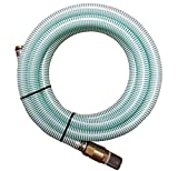 Brunnenandi Saugschlauch 1' versch. Längen _-=-_ für Elektropumpen Hauswasserwerk, Hauswasserautomat fördern aus Brunnen oder Regentonne geeignet_-=-_ Saugschläuche + Rückschlagventil...