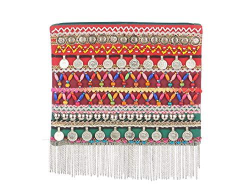 MAYA handbags Cartera VEGA para Mujer-Multicolor