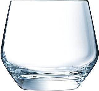 ECLAT N4318 6 gobelets Bas 35 cl-Ultime, 0.35 liters, Transparent