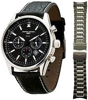 【JORG GRAYオリジナルメタル バンド付き!】Jorg Gray ヨーググレイ 腕時計 JG6500 ブラック メンズ[並行輸入品]