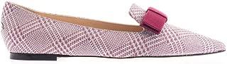 JIMMY CHOO Luxury Fashion Womens GALAPGWCANDY Pink Flats | Fall Winter 19