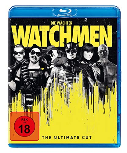 Watchmen - Die Wächter - The Ultimate Cut [Blu-ray]