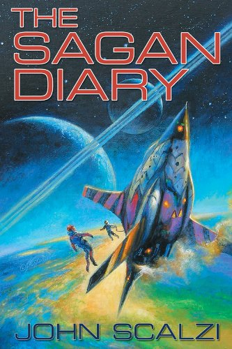 The Sagan Diary (Old Man's War) (English Edition)
