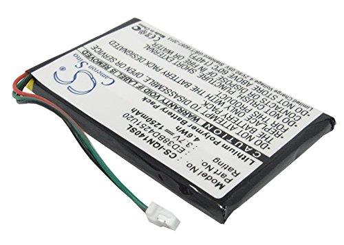 Bateria GPS Garmin Nuvi 1400, Nuvi 1450, Nuvi 1450, Nuvi 1490, Nuvi 1490T, Nuvi, Li-Polymer, 1250 mAh