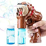 CONDFUL Dog Shape Bubble Machine for Kids | Bubble Maker with Barking Sounds and LED Light Effects |...