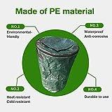 Zoom IMG-2 xmy pieghevole compost bin yard