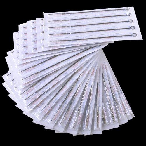 100 Pièces Aiguilles De Tatouage Disponible En Aicer Inox 3RL 5RL 5RS 5M1 7RL 7RS 7M1 9RL 9RS 9M1
