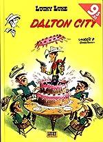 Lucky Luke, Tome 3 - Dalton city : Opération L'été BD 2016 de Morris