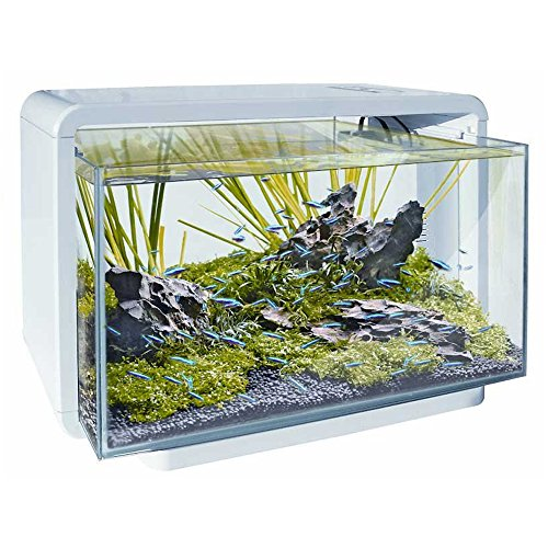Superfish 545625/2050 SF LED Aquariumset Home 25 Weiss